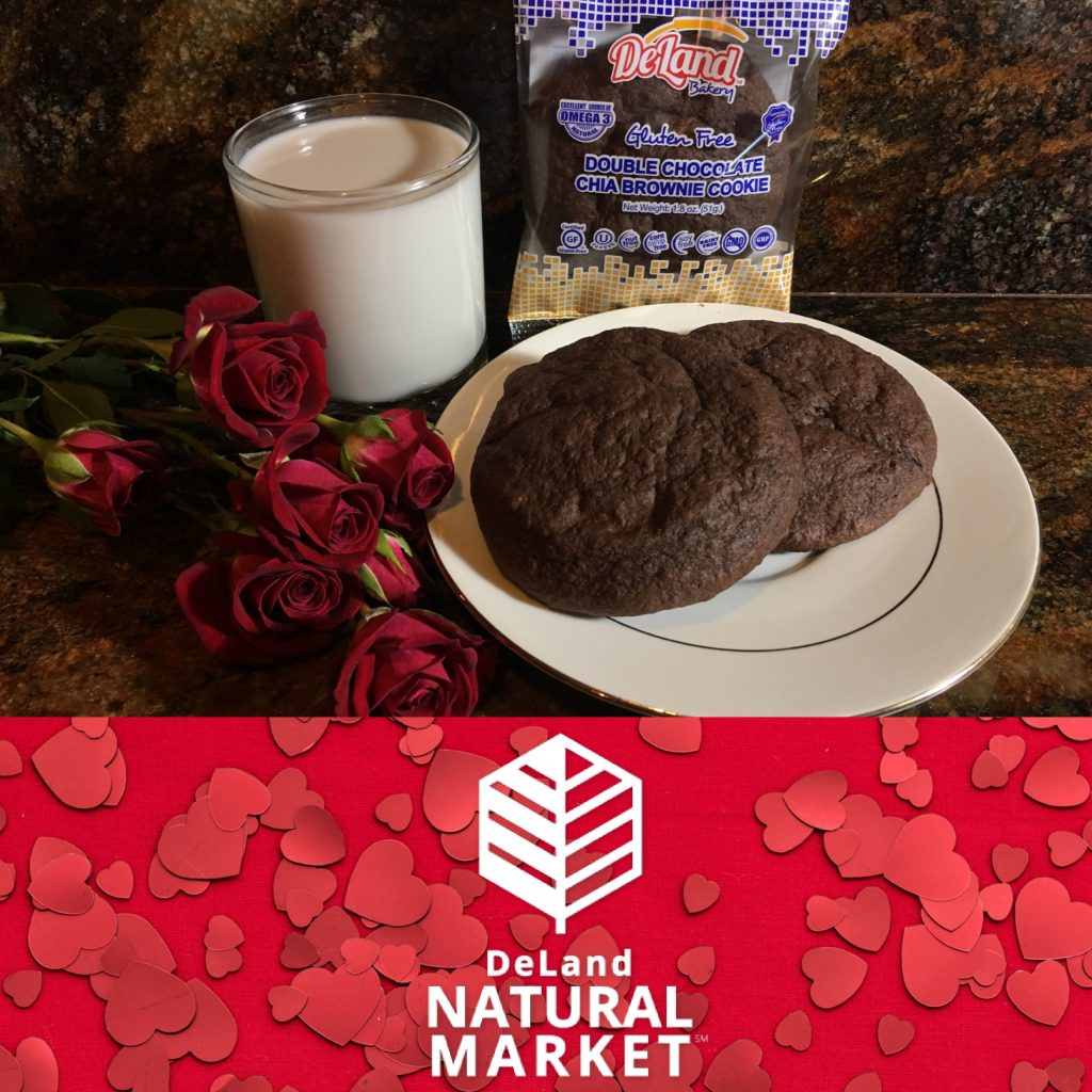 DeLand Natural Market and DeLand Bakery Valentine Treat